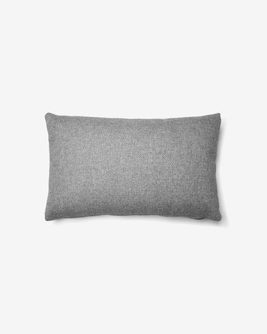 Kam cushion cover 30 x 50 cm chrono light grey