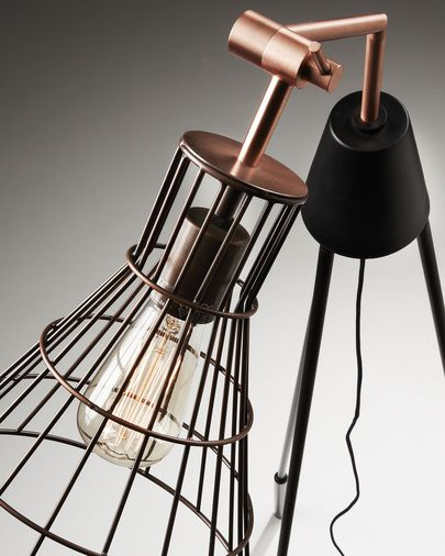 Citrus floor lamp