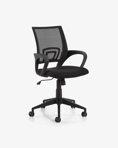 Black Rail desk chair