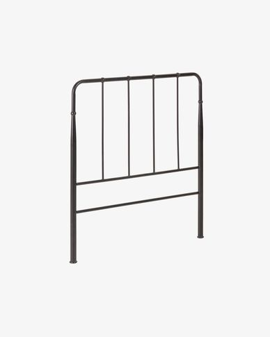 Black Naomy headboard 98 x 110 cm