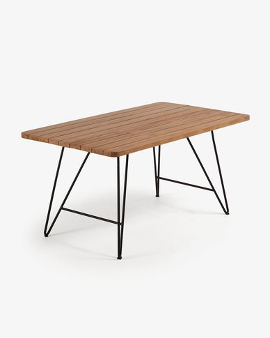 Komme table 160 x 90 cm