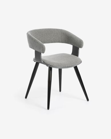 Light grey Heiman chair
