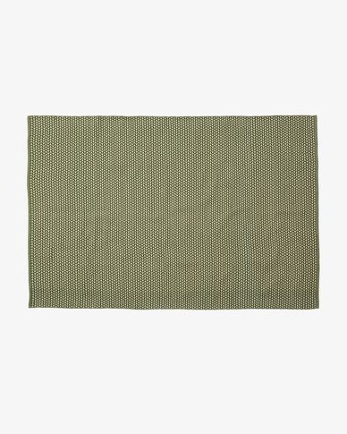 Atmosphere rug green