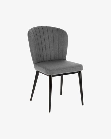 Madge light grey chair