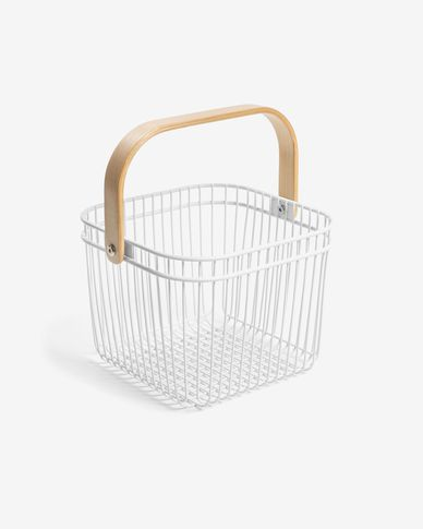 Square Lesli basket