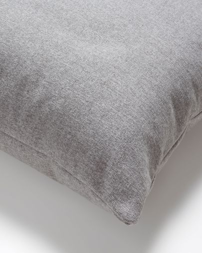 Kam cushion 45 x 45 cm grey