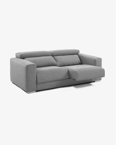 Atlanta sofa light grey
