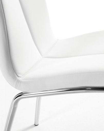 Flavio chair white