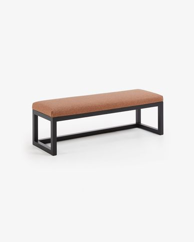 Dark cork Loya bench