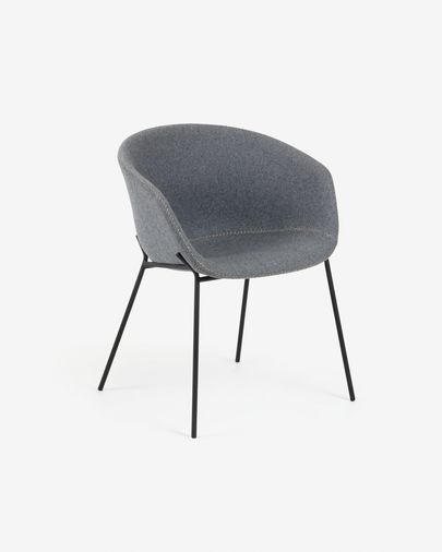 Grey Yvette chair