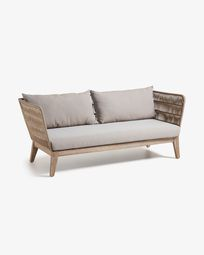 3 seaters Belleny sofa 176 cm