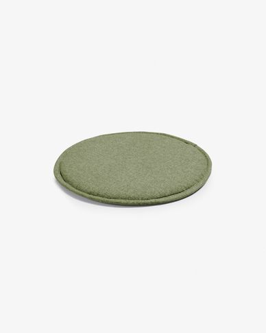 Silke cushion green