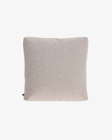 Galene beige cushion cover 45 x 45 cm