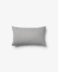 Kam cushion 30 x 50 cm light grey