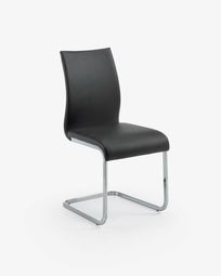 Turner chair black