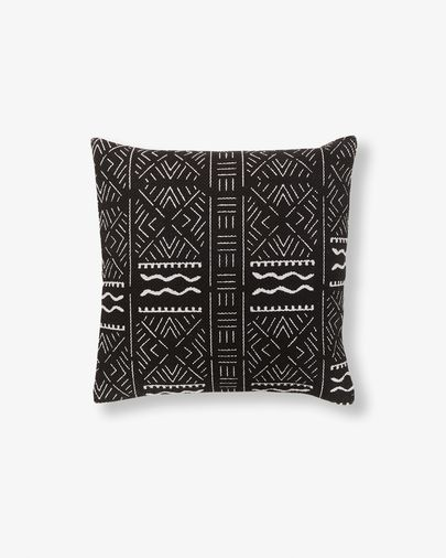 Atty tribal cushion cover black