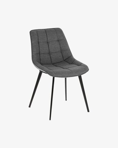 Adam light grey chair