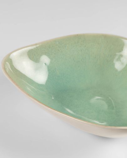 Green Zain irregular bowl