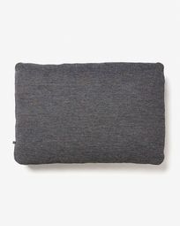 Cushion Blok 50 x 70 cm dark grey