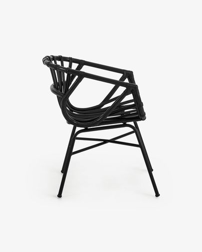 Black Kaly chair