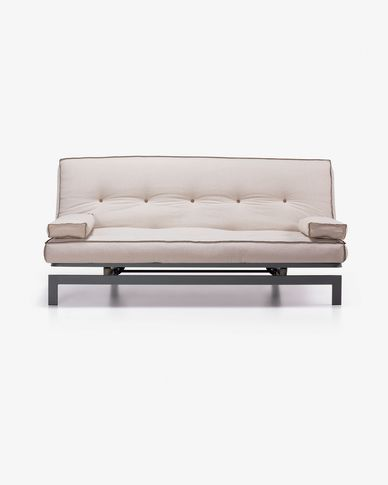 Joy sofa bed beige