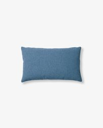 Kam cushion 30 x 50 cm dark blue