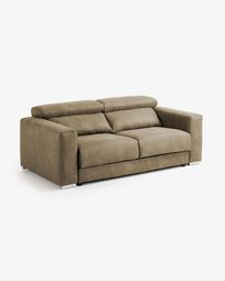 Atlanta Sofa greyish-brown