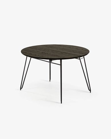 Extendable Milian table Ø 120 (200) cm
