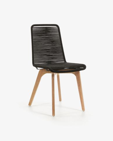 Dark grey Narava chair
