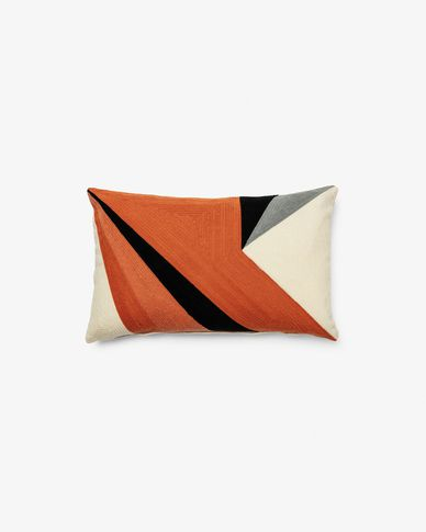 Sinna cushion cover 30 x 50 cm orange