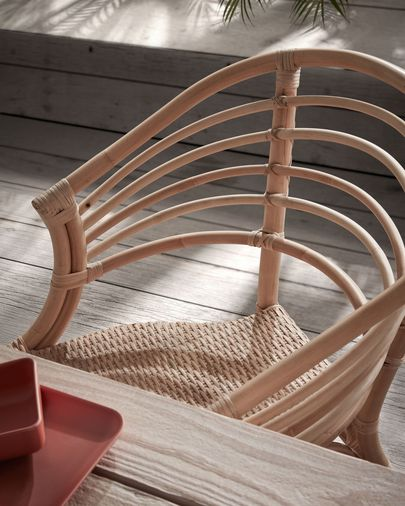 Chaise Dewi natural