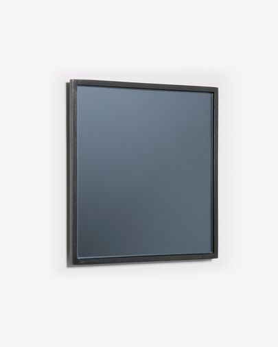 Black Mecata mirror