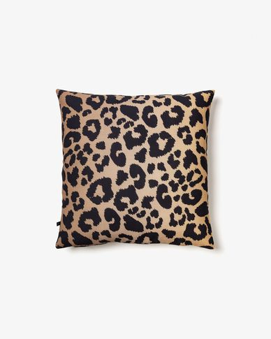 Cushion cover Libbie leopard