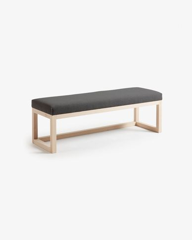 Graphite Loya bench