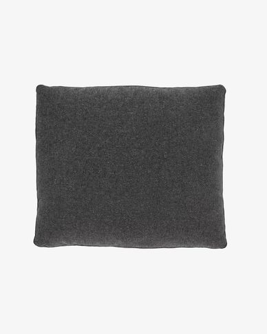 Cushion Blok 60 x 70 cm grey
