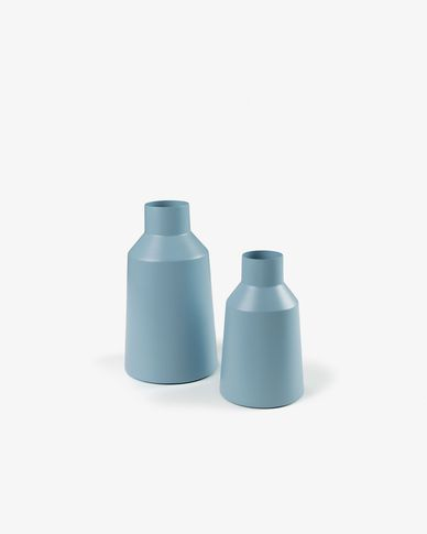 Sond set of 2 vases blue