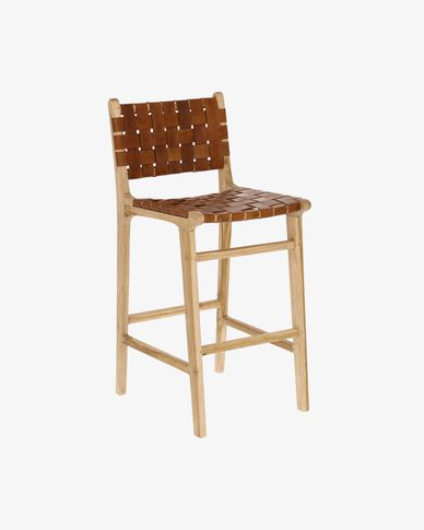 Calixta 76 cm high stool