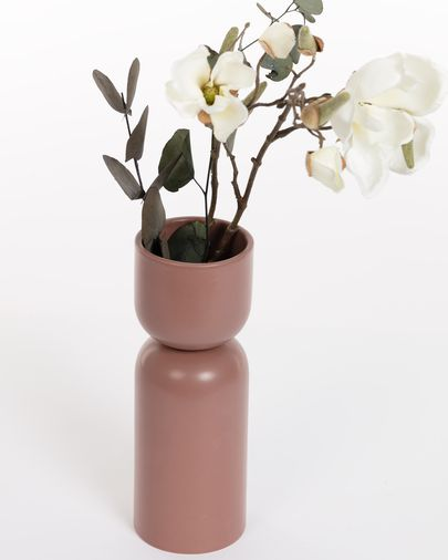 Anni vase in brown