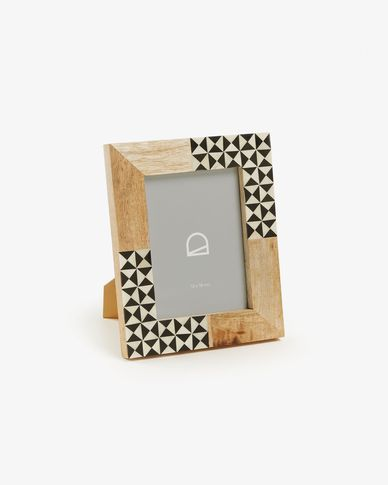 Evora photo frame, triangle