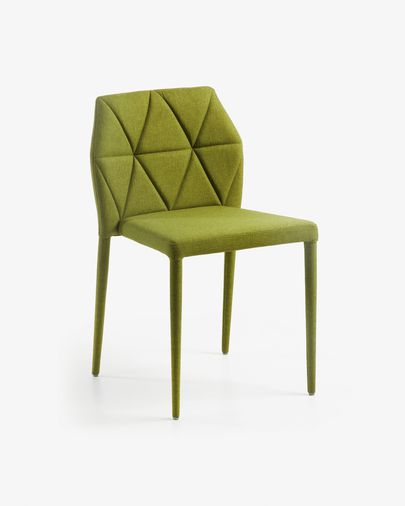 Graphic chair green