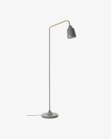 Bass floor lamp