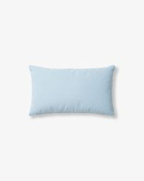 Kam cushion 30 x 50 cm light blue