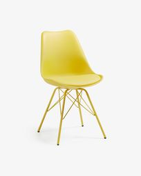 Ralf chair yellow