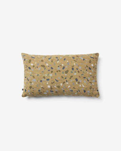 Bimba mustard cushion cover 30 x 50 cm