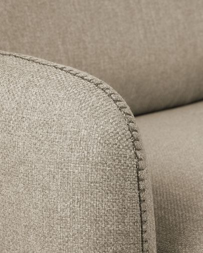 Kymoon sofa bed 160 cm visco chrono beige