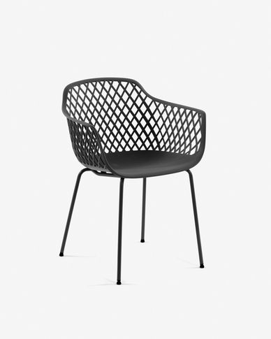 Grey Quinn chair