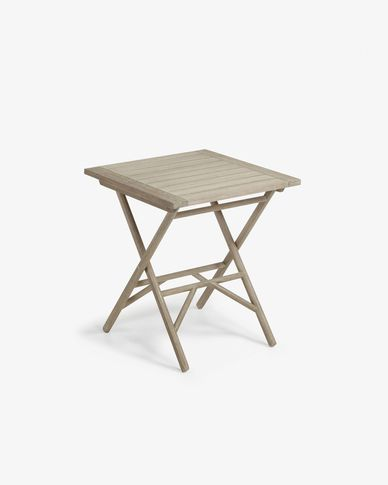 Mesa plegable Rowing 70 x 70 cm