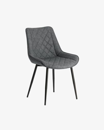 Chair Adelia graphite