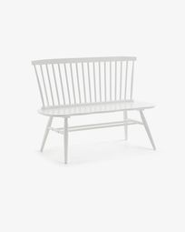 Slover bench white