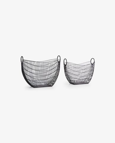 Kenia set of 2 baskets